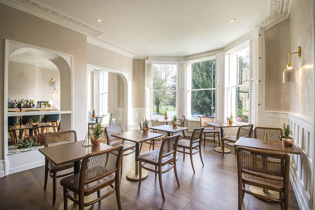 Best places to eat in bath Roseate Villa