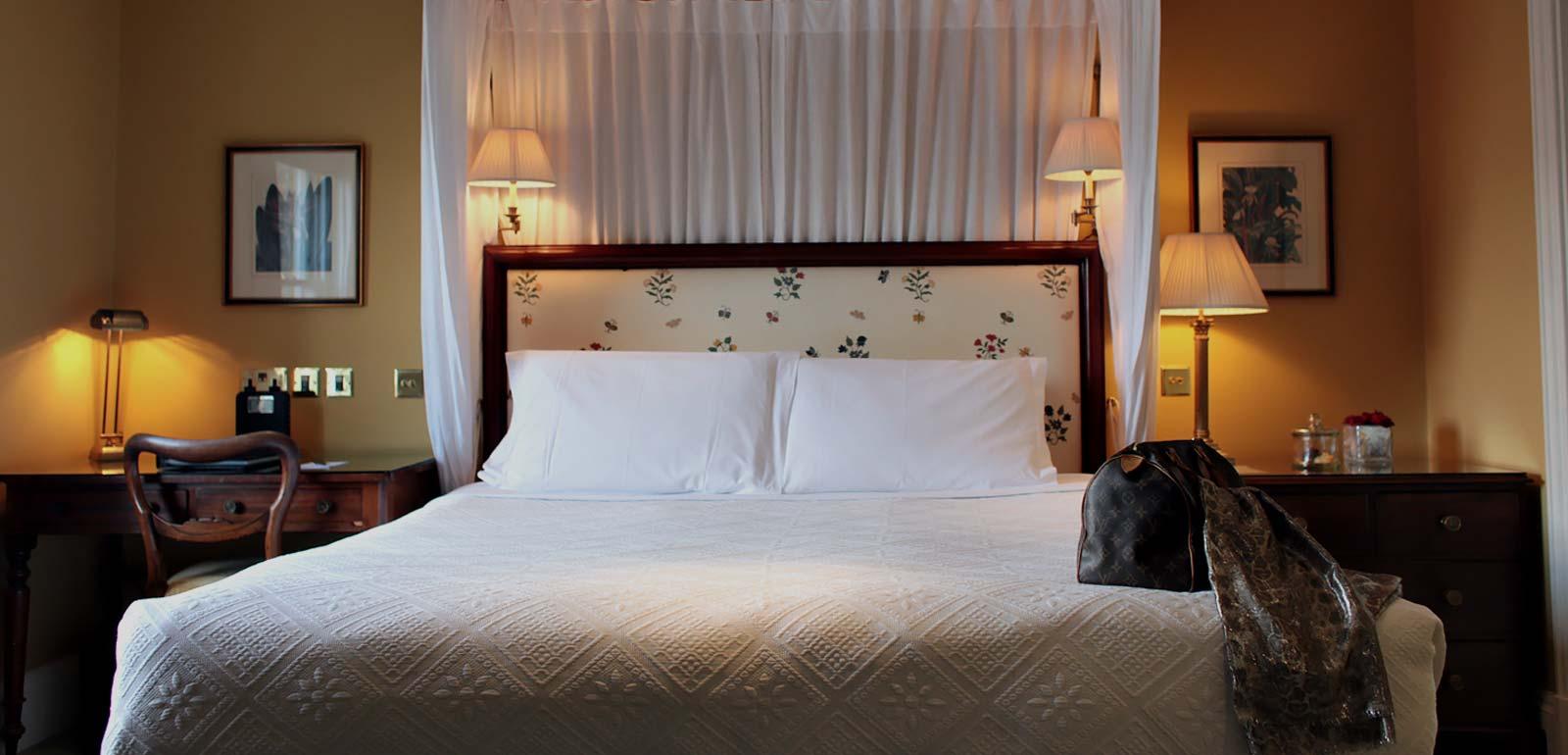 Hotel Bedroom of Roseate London
