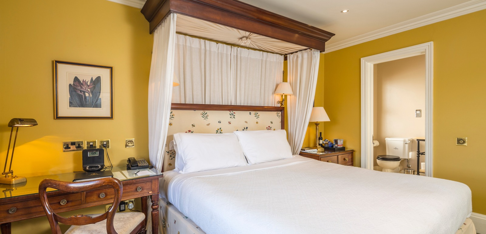 Best Hotel Room of Roseate London