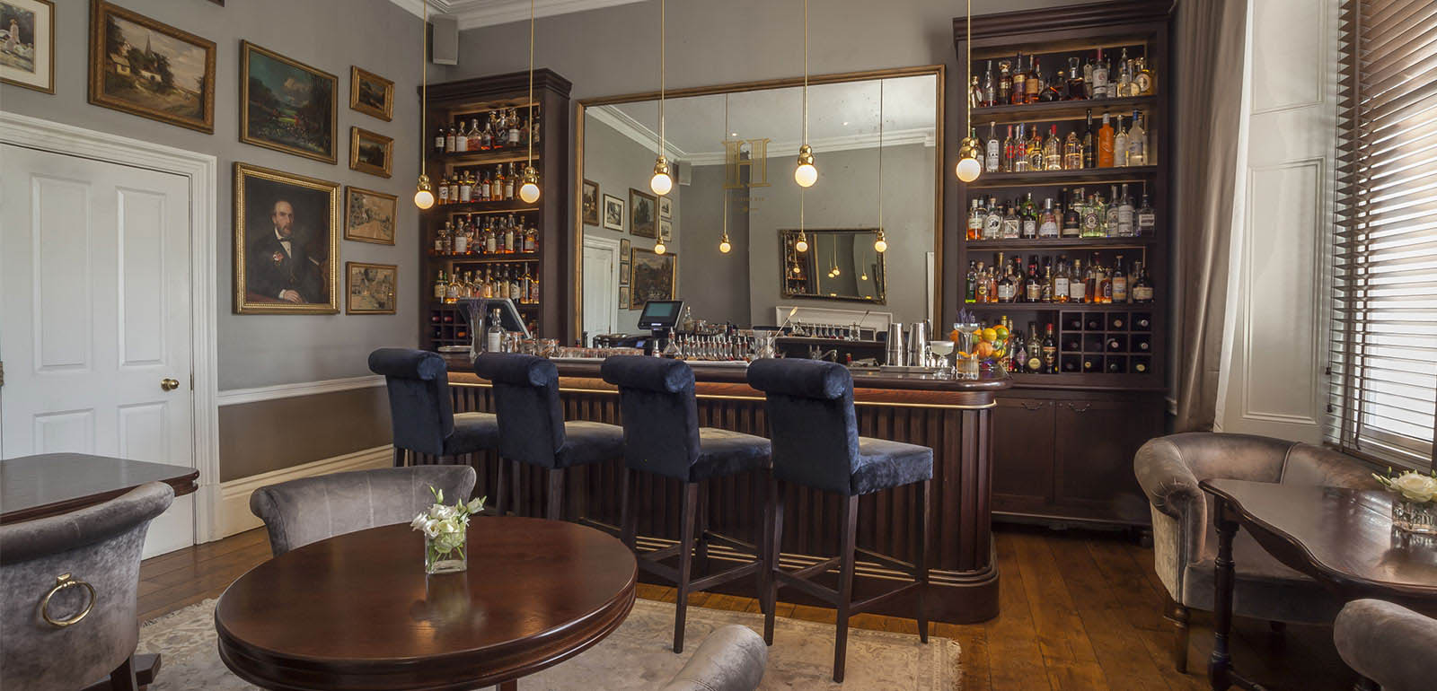 Hyde Restaurant and Bar at The Roseate House London