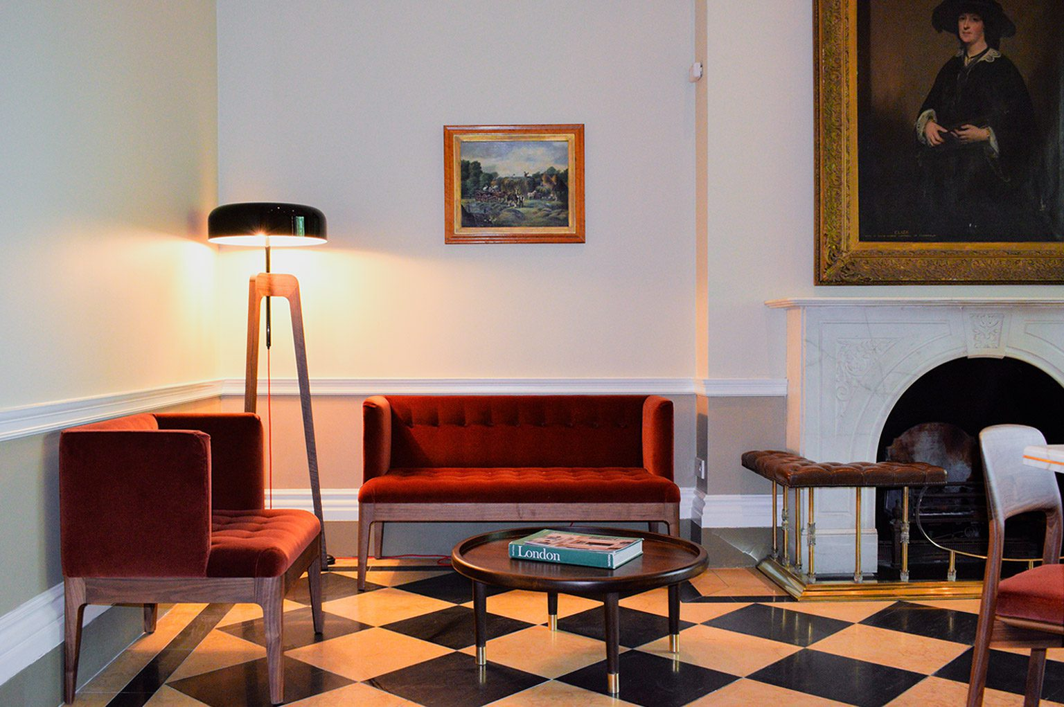 best boutique hotels The Roseate House London