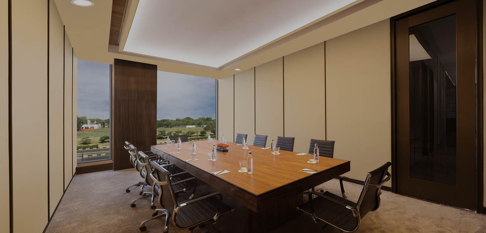 board rooms in Roseate Hpose Delhi