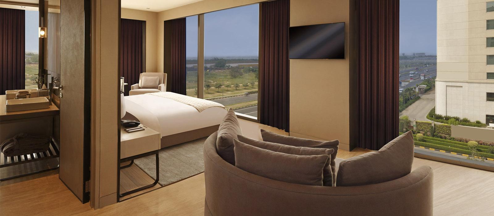 Luxury stay in New Delhi