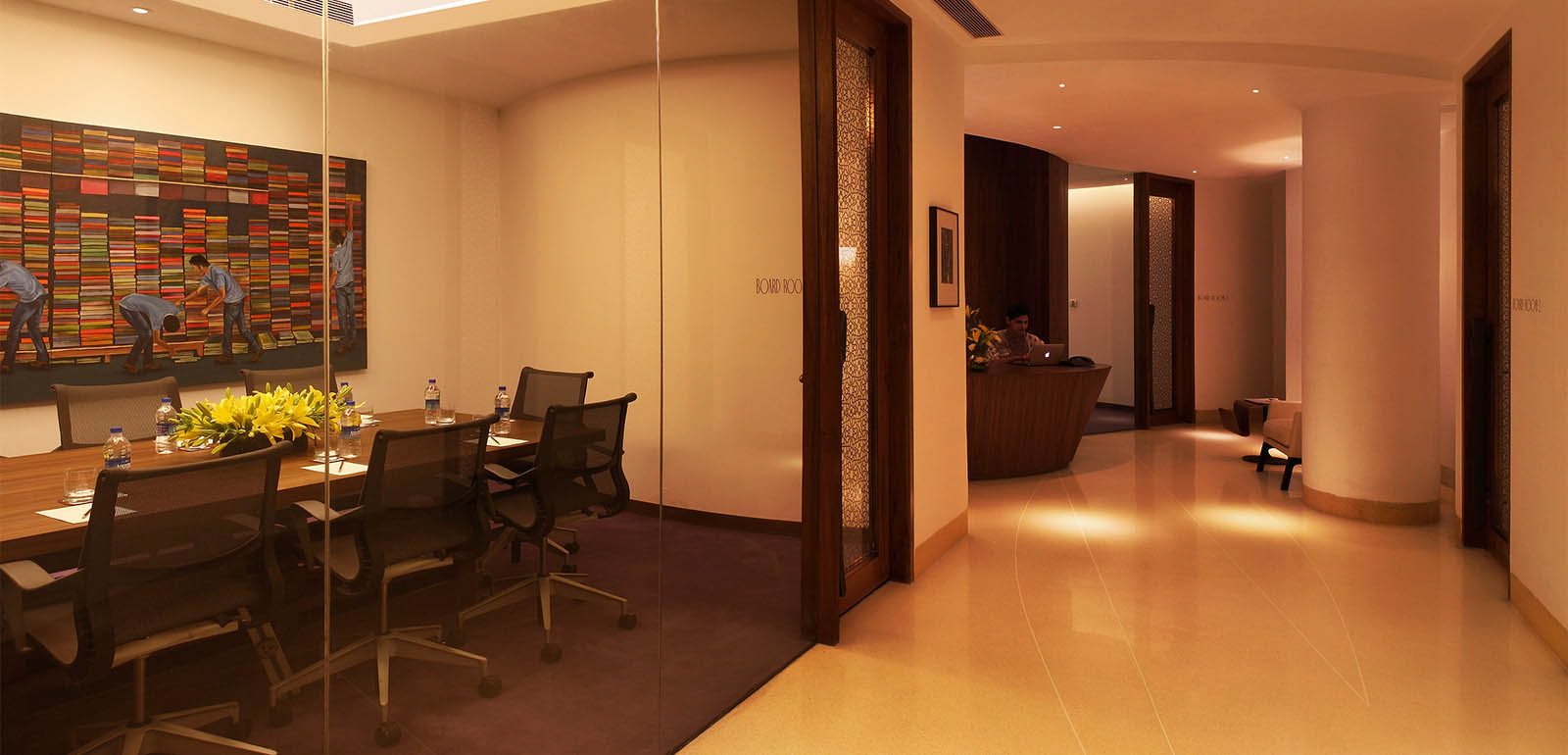 Meeting Rooms at The Roseate Delhi