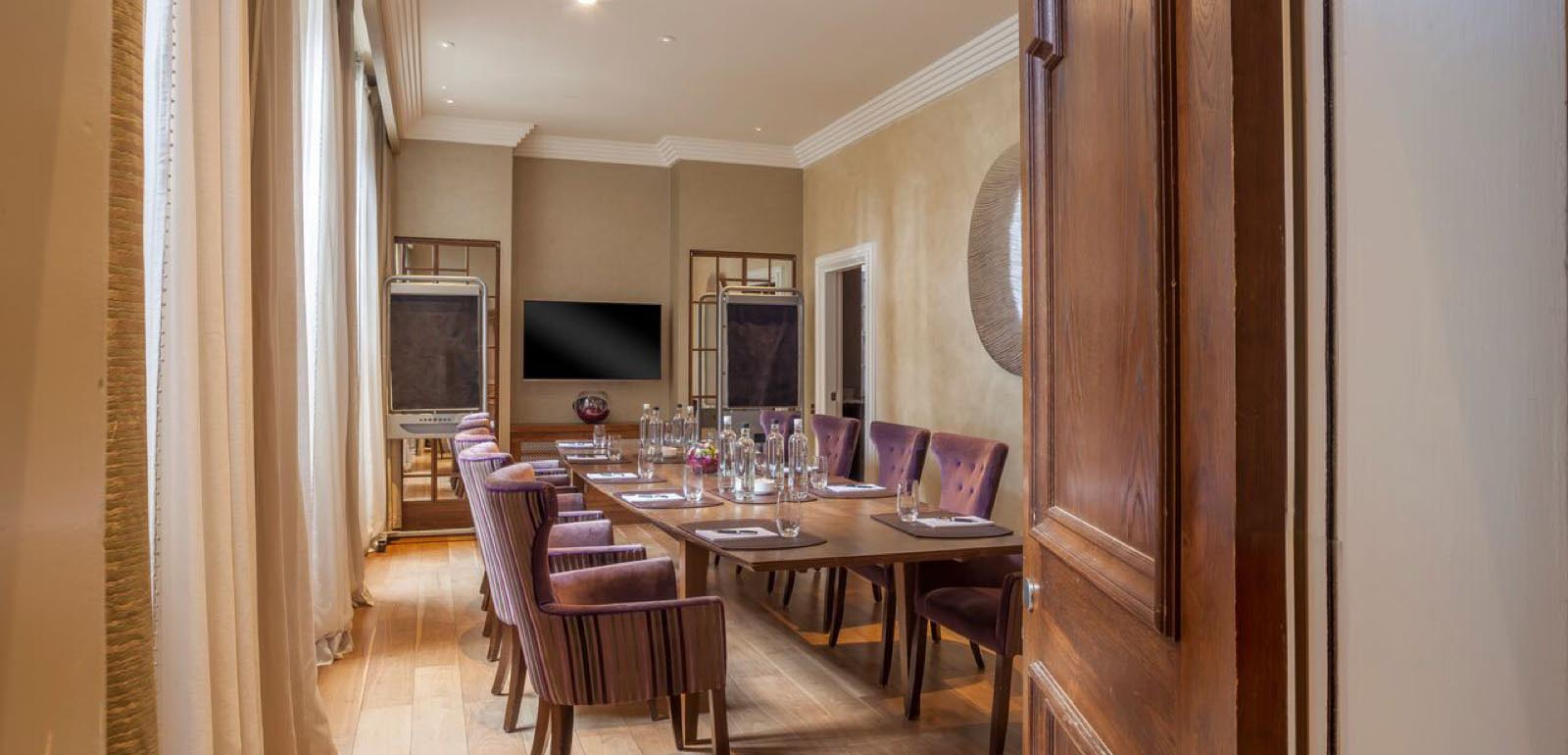 Meetings and Event Planning at The Roseate Hotel Reading